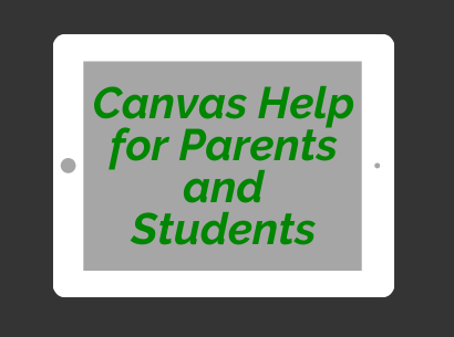 canvas help graphic