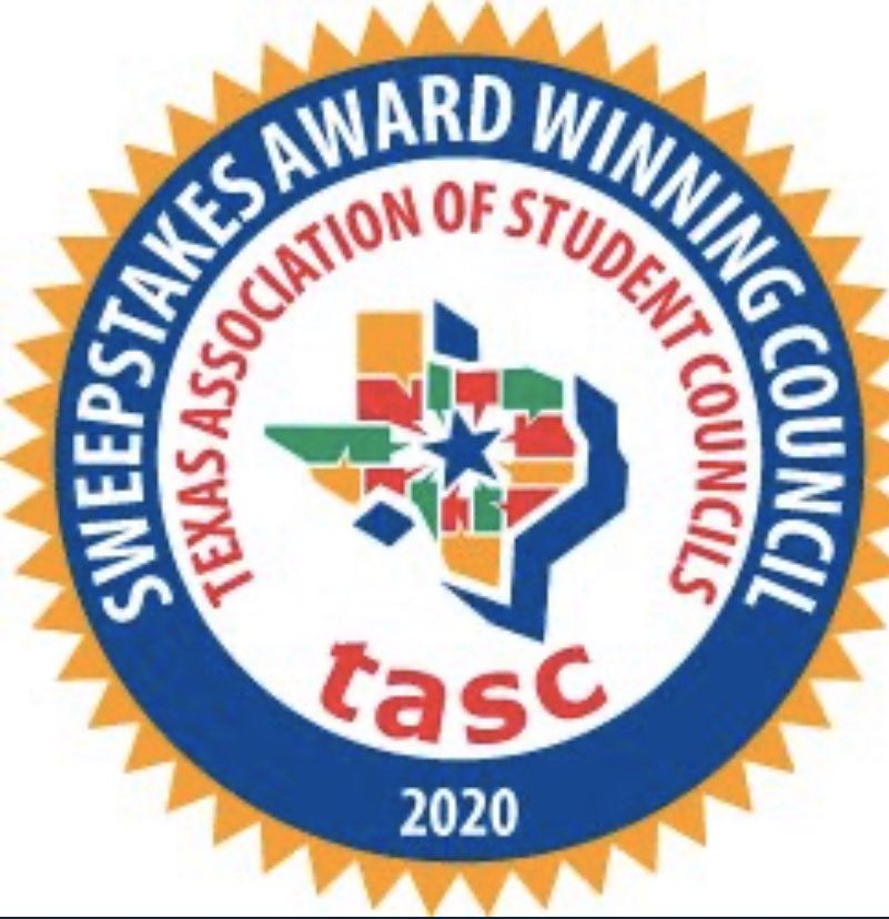 Hoover Elementary recognized by Texas Association of Student Councils