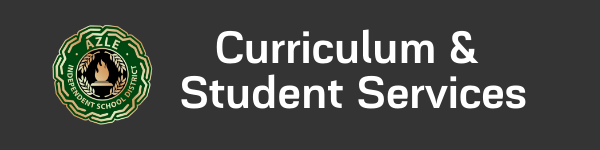 Curriculum and Student Services cover photo