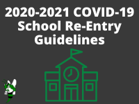 2020-21 COVID-19 school re-entry guidelines image