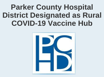 Parker County Hospital District logo