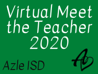 virtual meet the teacher information
