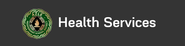 Health Services website header